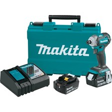 MAKITA 18V LXT BRUSHLESS IMPACT DRIVER OFFERS MORE FEATURES AND CLASS-LEADING POWER-TO-WEIGHT RATIO