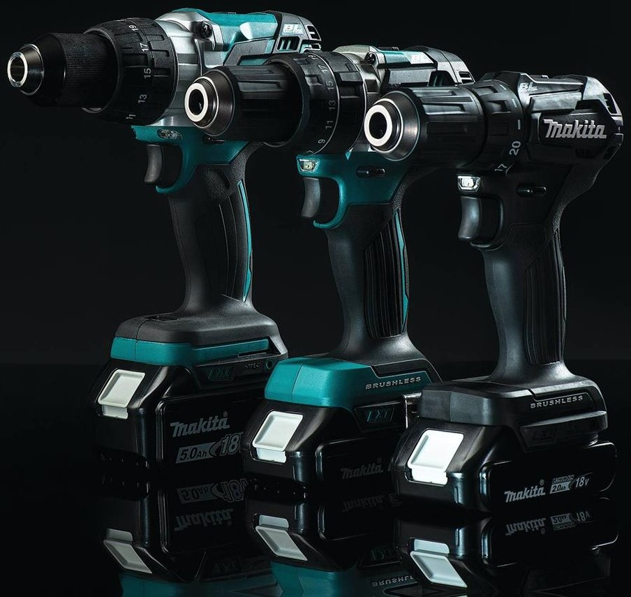 MAKITA - Cordless and Corded Power Tools, Power Equipment