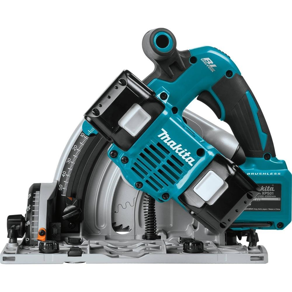 makita saw. the xps01 is powered by two fast-charging 18v lxt® batteries so users get performance they need, but without hassles or expense of cords -- and makita saw