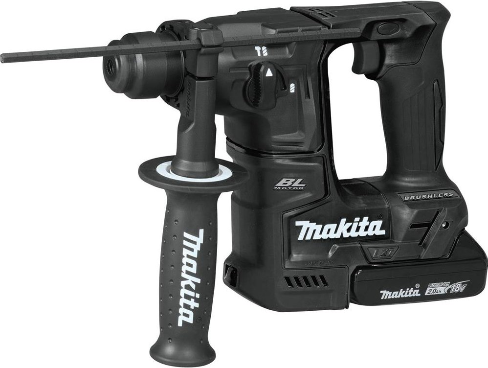 "MAKITA EXPANDS 18V LXT SUB-COMPACT CLASS WITH NEW 11/16"" ROTARY HAMMER"