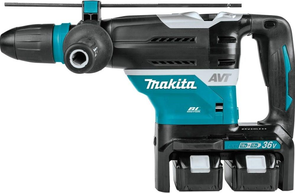 MAKITA 18V X2 LXT® (36V) ROTARY HAMMER BREAKS NEW GROUND IN CORDLESS