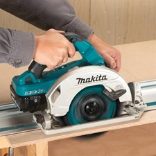 "MAKITA EXPANDS WOODWORKING SAWS WITH NEW 18V X2 (36V) LXT CORDLESS 7-1/4"" CIRCULAR SAW"