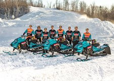 MAKITA EXTENDS MULTI-YEAR TITLE SPONSORSHIP WITH WARNERT SNOCROSS RACING TEAM