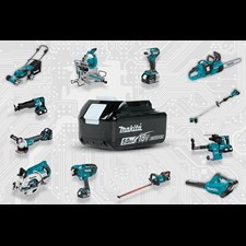 MAKITA ANNOUNCES 25+ NEW PRODUCTS AND A CLEAR VISION OF A CORDLESS FUTURE