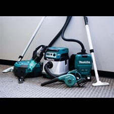 MAKITA EXPANDS INTO THE JANITORIAL AND SANITATION INDUSTRY