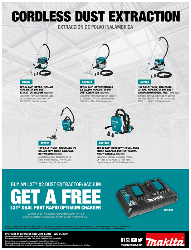 443a97030 MAKITA - Cordless and Corded Power Tools, Power Equipment ...